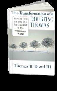Transformation of a Doubting Thomas Book_transformation tom