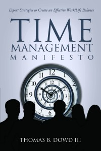 Time Management Manifesto Book Cover_silouettes