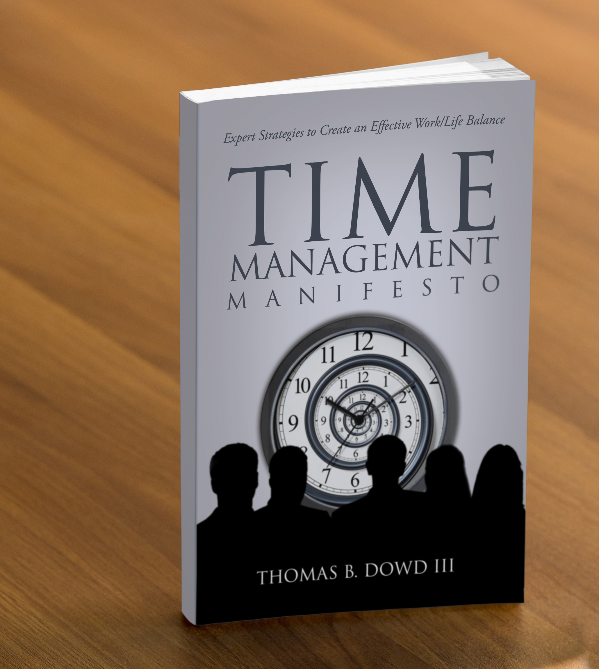 Transformation tom products services available thomas dowd 3d1paperbacktime management manifesto fandeluxe Images